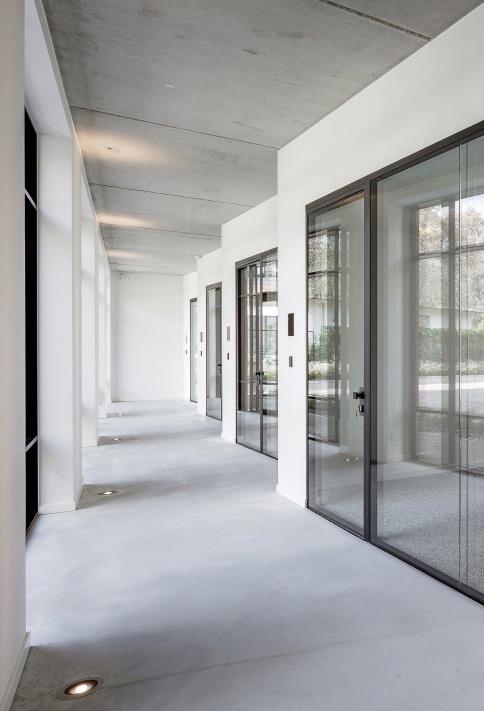 Venedig LED Bodeneinbaustrahler drehbar und schwenkbar