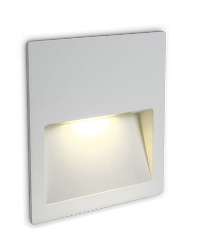 LED Wand-Deckenleuchte Oncasso weiß