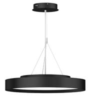 LED Hängeleuchte mit y-Seilabhängung Roma curvy